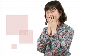 7月のお休み 泉中央駅 美容室 Utata (ウタタ)