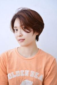【ショートボブと夏】 仙台駅 美容室 Utata(ウタタ)